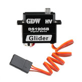 GDW DS1906-B Coreless Metal Gear Digital Servo For RC Airplane