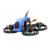 SPCMAKER Mini ballena HD Pro 78 mm F4 2-3S Chillido FPV Carreras Drone PNP BNF con 1103 10000KV motor 25 / 400mW VTX RunCam Split 3 Micro 1080P Cámara