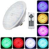 36W RGB Remote Control 108 LED Swimming Pool Light Waterproof Night Light Atmostphere Light