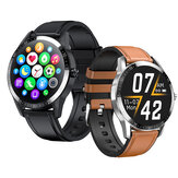 [bluetooth Call]Bakeey G20 Pro Custom Dial Full-touch Screen Heart Rate Blood Pressure Oxygen Monitor Music Control Smart Watch
