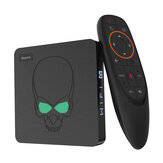 Beelink GT KING Amlogic S922X 4GB DDR4 RAM 64GB ROM 1000M LAN WIFI6 5.8G bluetooth 4.2 Android 9.0 4K HD TV Box z pilotem głosowym