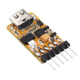 M5Stack® USB-TTL UART seriële adapter Micro-controller 6PIN Auto Downloader Type C USB