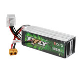Gens R-FLY 22.2V 1850mAh 75C 6S Lipo Battery With XT60 Plug for 470L X3 MSH380 Helicopter