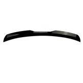 Glossy Black Rear Roof Spoiler Wing For VW Golf 7 MK7.5 VII GTI R GTD 2014-2019