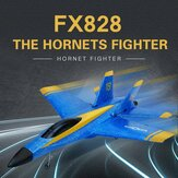 Flybear FX828 Hornet Fighter 290mm Wingspan 2.4GHz 2CH EPP RC Airplane Warbird RTF