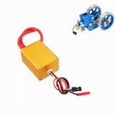 Zapalovací náhradní díl pro Hit & Miss plynový motor Modrý vnitřní spalování Stirling Engine DIY Projekt část