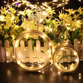 KCASA DSL-1 LED 4M 40LED Gardening String Light Garden Holiday Christmas Hollween Wedding Decoration Light