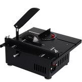 Mini sierras de mesa para el hogar de 110 V / 220 V 1200 W 40 MM, sierras de banco de micro precisión para carpintería, máquina de corte multifuncional