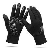 Men Women Warm Waterproof Cycling Sport Gloves