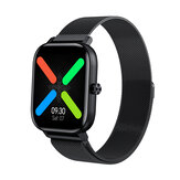 Bakeey I10 1.57 Inch Big Display HD Screen Wristband bluetooth Call Customized Watch Face Real Time Heart Rate Monitor Smart Watch