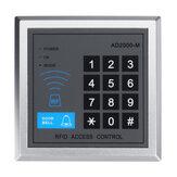Sistema di controllo di prossimità 125KHz Controller di accesso autonomo con portachiavi EM 10 pz RFID Lettore di schede pannello di controllo accessi tastiera digitale