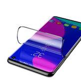 2PackungenBaseusUnterstützungUltraschallFingerprint Screen Protector für Samsung Galaxy S10/S10 Plus Soft Gebogener Rand HAUSTIER-Film