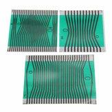 3 PC Instrument Pixel Reparatur Flachbandkabel für MERCEDES BENZ W208 CLK320 CLK430