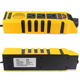 150W DC 12V to AC 110V Power Inverter With Dual USB Ports Charger 4.8A