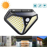 1/2/4PCs ARILUX 102 LED Solar Infrared Motion Sensor Wall Light Outdoor Garden Light Waterproof
