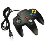 DATENFROSCH Classic Retro USB Wired Game Controller Gamepad Gaming Joypad für Windows PC Mac