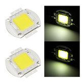 20W 30W 50W 30mil LED Branco DIY Light Chip DC12-14V