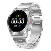 DT NO.1 S10 Full Touch-polsband PPG + HRV Hartslag bloeddrukmeter Grote batterij Nummerweergave Sport Smart Watch