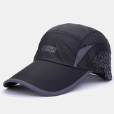Unisex Summer Breathable Quick-drying Cap