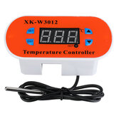 XK-W3012 Electronic Thermostat Digital Display Temperature Control Switch Wide Temperature -30~300 Degrees