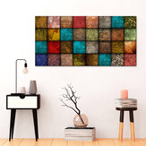 40*80/50*100/60*120cm Abstract Canvas Print Unframed Wall Art Home Office Decor Painting Art Craft Kit Handmade Wall Decorations Gifts for Kids Adult