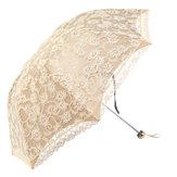 Ombrellodasoleantipioggiaimpermeabileantipioggia da donna a tre pieghe con ombrello pieghevole