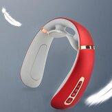 Çok fonksiyonlu 3D Boyun Darbe Elektrikli Masaj USB Şarj Edilebilir Sıcak Sıkıştır Servikal Omurga Masaj Makinesi
