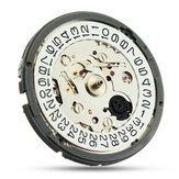 High Accuracy Mechanical Automatic Wrist Watch Double Calendar Clock Movement