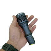 Amutorch XT45 SBT90.2 5000LM 750M 5700K Long Range Strong Light 21700 EDC Compact LED Flashlight Powerful Tactical Torch