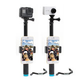 Bakeey Handheld Monopod Tripod Selfie Stick Pole with Clip for Smartphones GoPro Hero 4 5 6 SJCAM