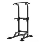 MIKING 4001F Multifunction Power Tower Adjustable Pull Up Bar Home Gym Strength Training Fitness Dip Stands Pull Up Muscle Exercise Equipment For Home Workouts Max Load 200kg