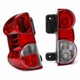 Left/Right Red Car Rear Tail Light Shell Brake Lamp Cover for NISSAN NV200 2009-2013