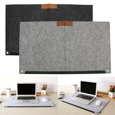 Large Sise Felt Keyboard Mouse Pad Computer Mouse Mat