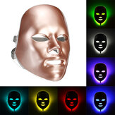 7Colors LED Facial Beauty Mask Light Therapy Skin Rejuvenation Facial Anti-aging