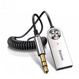 Câble de Dongle adaptateur Baseus Aux Bluetooth pour voiture 3.5mm Aux Bluetooth 5.0 4.2 4.0 récepteur haut-parleur émetteur de musique Audio