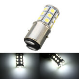6000K 12V BA20D H6 24 LED SMD мотоцикл Мотальная лампа ATV Pit Headlight