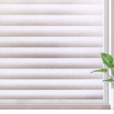 100/200cm Frosted Window Film Glass Sticker Anti-UV Privacy Office Home Decoration