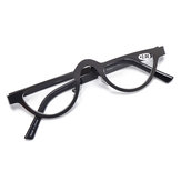 Stainless Steel Reading Glasses Casual Lightweight Presbyop