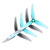 6 Pairs iFlight Nazgul R5 5 Inch 5mm 3-blades CW CCW Propellers for RC Racing FPV Drone