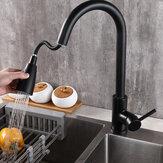 Смесители Bakeey Touch Switch Три Пути Смеситель для Мойки Кухня Датчик Водопроводный Кран Для Кухни Ванная комната