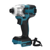 18V Cordless Brushless Impact Electric Screwdriver Stepless Speed Rechargable Wrench Driver Adapted To Makita Battery