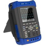 Hantek DSO8202E LAN Interface Oscilloscope 1GSa/s Sample Rate Large 5.6 inch TFT Color LCD Display Oscilloscope/Recorder/DMM/ Spectrum Analyzer/Frequency Counter/Arbitrary Waveform Generator Six in one IP-51 Rated