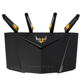 ASUS TUF AX3000 Dual حزام WiFi 6 Gaming Router جيجابت AiMesh AiProtection IPV6 MIMO Wireless Home Router