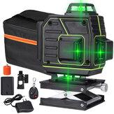 360 ° 8-16 linii Zielony poziom lasera Automatyczne samopoziomowanie Poziomy pomiar pionowy