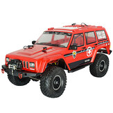 1/10 RC Car Waterproof For Free Men RTR Crawler Veihicle Models