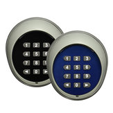 ALEKO 433MHz Backlight Wireless Keypad Universal Remote Control Switch For ALEKO Gate Door Access