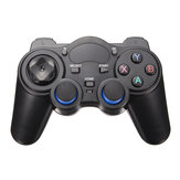 2.4GHz Wireless Gamepad Joystick Cloche Controllore di Giocco per Android TV Box PC