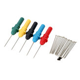 Hantek HT307 Back Pinning Probes Needle Piercing Probes Set 5 Assorted Colors
