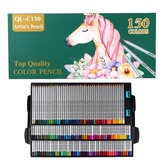 150 kleuren potloden Professionele olieverfpotloden Set Artist Painting Sketching Wood Color Pencil School Art Supplies