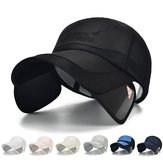 Unisex Outdoor Sun Visor Casual Sports Baseball Cap Fashion Breathable Pulling Caps Baseball Caps